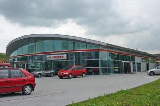 Autosalón SEAT Žilina